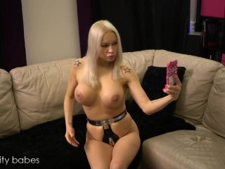 Chastity babes Dirty Mary - Dirty Mary ndash fire starter - Hard BDSM, ...