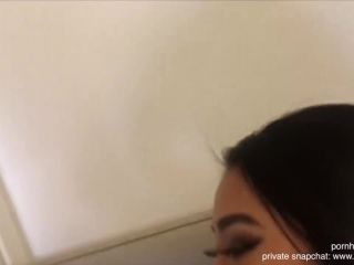 Planesgirl - Thick Asian Slut gets Pounded by her Daddy¡