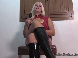 Porn online Heather Divine - Latex Lust femdom
