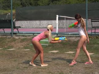Water Fight!!!