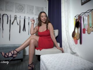 Highly arched feet – Stella Liberty – Swipe Right, vintage femdom on feet porn