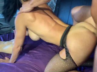 Horny School Teacher Fucks her 2 Roommates - first Threesome misslexa