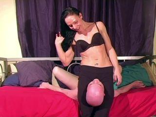 Mistress Trish - 2013 Scissorhold Compilation | hand fetish | femdom porn