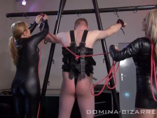 domina-bizarre: double trouble! teil2