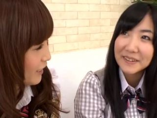 CYAW-002 Kanno, Yuki Fuka Saki 2 (b) Seven Beautiful Girls, Lesbian Data ● A ○ B