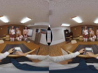 Bella Elise Rose, Jenna Noelle, Sera Ryder - Classroom 9 - NaughtyAmericaVR (UltraHD 2K 2020)