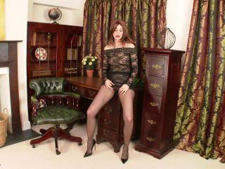 [Pantyhosed4U.com] Tracy Rose – Dressing for sexy desire! / 20.06.2018
