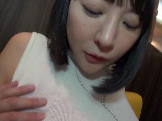 KTB-025 Nikkan Restaurant-Part Housewife OL Arisa (I Cup) Experience Confession / Job Change-Arisa Hanyu