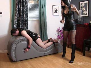 Mistress Damazonia - Destroyed Ass Cheeks And Asshole - ClubStilettoFemdom (FullHD 2020)