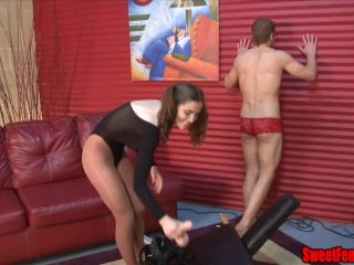 SweetFemdom - Strapon Love With Molly And Alex!!!