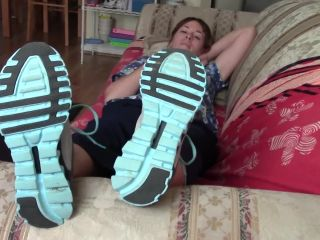 Kay lly soles and tickled