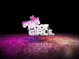Maria Marley – Bratty Foot Girls – Utter Humiliation at our soles | maia evon | feet porn maria marley femdom