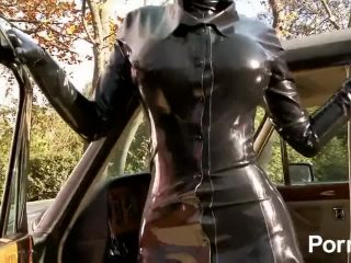 Latex Lucy,Adventures Of a Latex Super Hero