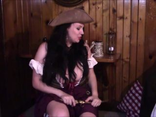 Lovely Lilith in RETRO Curse of Queen Pirate Boobarosa, milf on milf porn