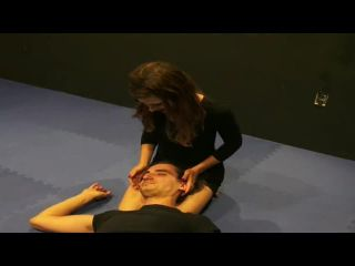 Reality Girls Scissors - Reverse Headscissor Knockouts by Nikki Next!!!!