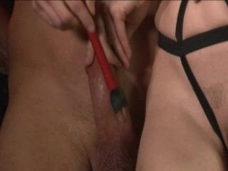 DomKarin - Mistress Karin Von Kroft - Cock and ball torment by girls 2 on femdom porn ultimate fetish