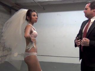 Online porn Empress Jennifer - Bridezilla Ballbusting