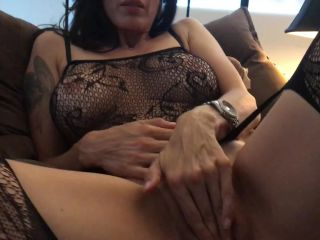 Shay Sights - Getting Fucked In My Fishnet Bodystocking Complete With ...
