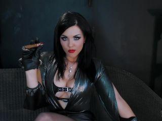 Smoke Subject - Goddess Kim!!!