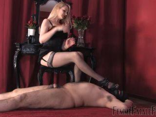 Femmefatalefilms - Mistress Eleise de Lacy - Busted in the Boudoir - ARCHIVE CLASSIC Part 1!!!