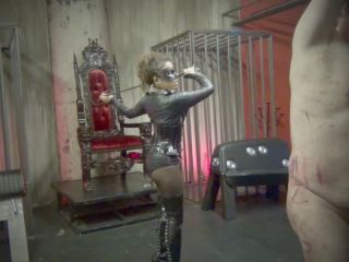 Fetish – Asian Cruelty – A HEAVY SINGLE TAIL LASHING FOR YOUR BEHAVIOR. Goddess Inari-Kai on fetish porn asian lesbians
