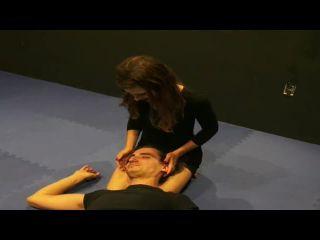 Reverse Headscissor Knockouts by Nikki Next