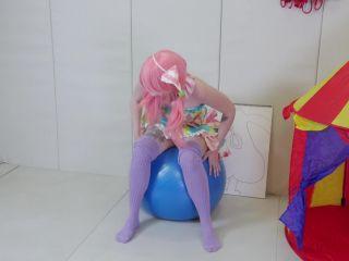 Online video bdsm assylum: arielle aquinas – anal clown girl