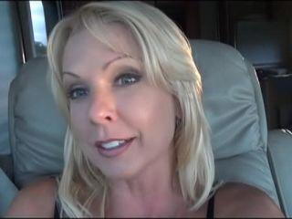 Naughty Alysha's Whore Bus #2, primal fetish mom on blonde porn