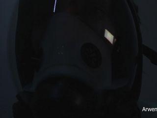 Arwen Datnoid Alien Tentacle Spit Roast Multicum