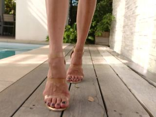 Footfetish 9865-Abby Lee Brazil - Jake Adams - Feet fucking my new ste ...