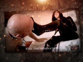 Princess Ellie Idol - CFNM RIDING: RED SATIN 1080P!!!