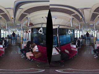 NHVR-064 【VR】 Bus Jack VR!!!