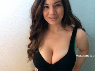 Online tube Victoria Raye - Mesmerized by my Big Tits - Instructions