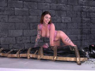 Porn online Femdom Empire - Ivy Lebelle - Milking the Gimp femdom