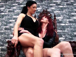 Clubstiletto – Earn the Right to suck Dick - mistress staci - femdom porn diamond jackson femdom