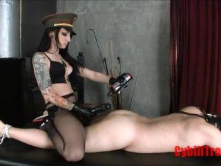 CybillTroy - Defeated by Cybill's Cock