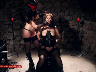 the first station bdsm Three Breath Play Episodes – Part Five, breath play on femdom porn
