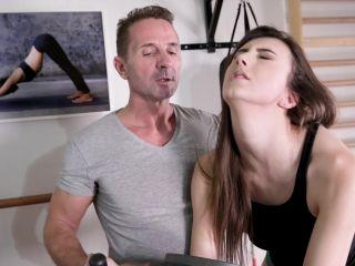 Lina Luxa - BDSM Workout Makes Her Scream 4k on femdom porn crush fetish fish