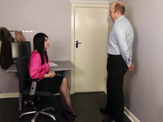 Corporal Punishment – Miss Jessica's Punishments UK – Late lunches - femdom - bdsm porn raceplay femdom