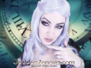 Goddess Zenova – Erotic Hypnosis - joi fantasy - cumshot sexy feet fetish