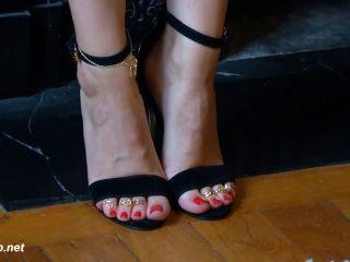 89 – High Heels Shoejob, Legjob And Footjob HD – Jody Hands And Feet HD!!!