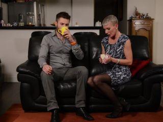 47 Cougar Mia Wallace fucks her young stud boyfriend