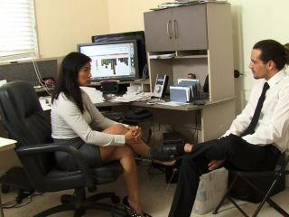 3506 Forced sex with helpless scared secretary
