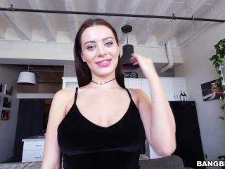 BangBros18/BangBros - Lana Rhoades - Lana Rhoades Works Hard for the Cum  - cum shot - hardcore porn hardcore uncensored hentai