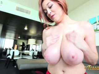 Tessa Fowler Red and Black Chonies Tessa Fowler -