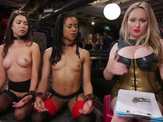 The Upper Floor Returns With a Squirting Slave Fuck Fest 960