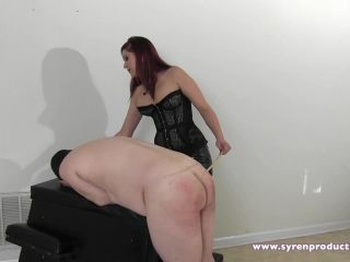licking fetish Syren Productions — Goddess Deanna — Unmerciful Caning, slave torture on fetish porn