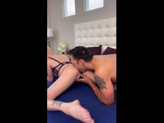 Skye Blue - First Anal scene
