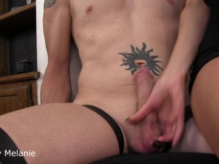 Obey Melanie - Ballbusted Loads!!!