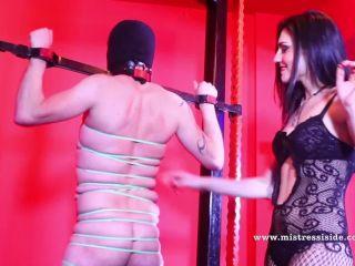 femdom orgy bdsm porn | Download – Mistress Iside – HUMAN HARP | beautiful mistress